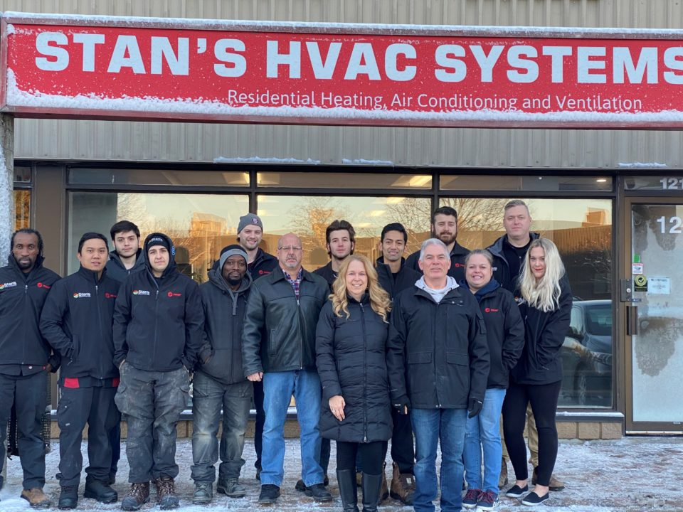 Hvac Ottawa On About Stan S Heating Air Conditioning